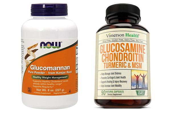 Glucomannan powder side effects